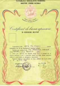 certificat 01278a